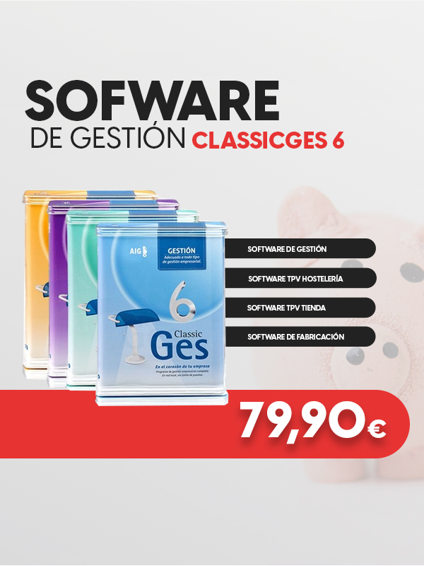 software classicges 6 v2
